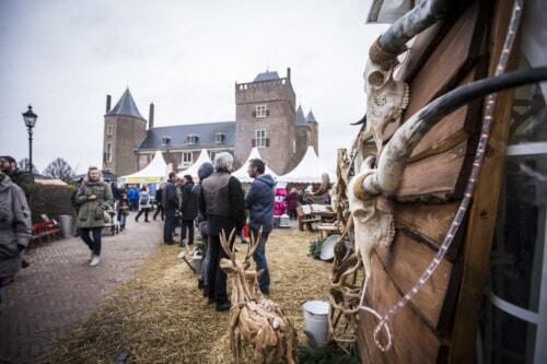 Natuurlijk AST op Castle Christmas Fair Kerstmarkt Noord Holland